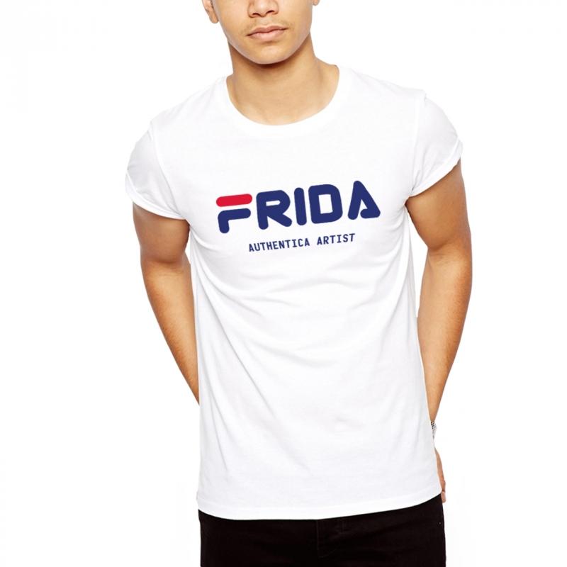 ICONETA | Camiseta FRIDA ARTIST hombre