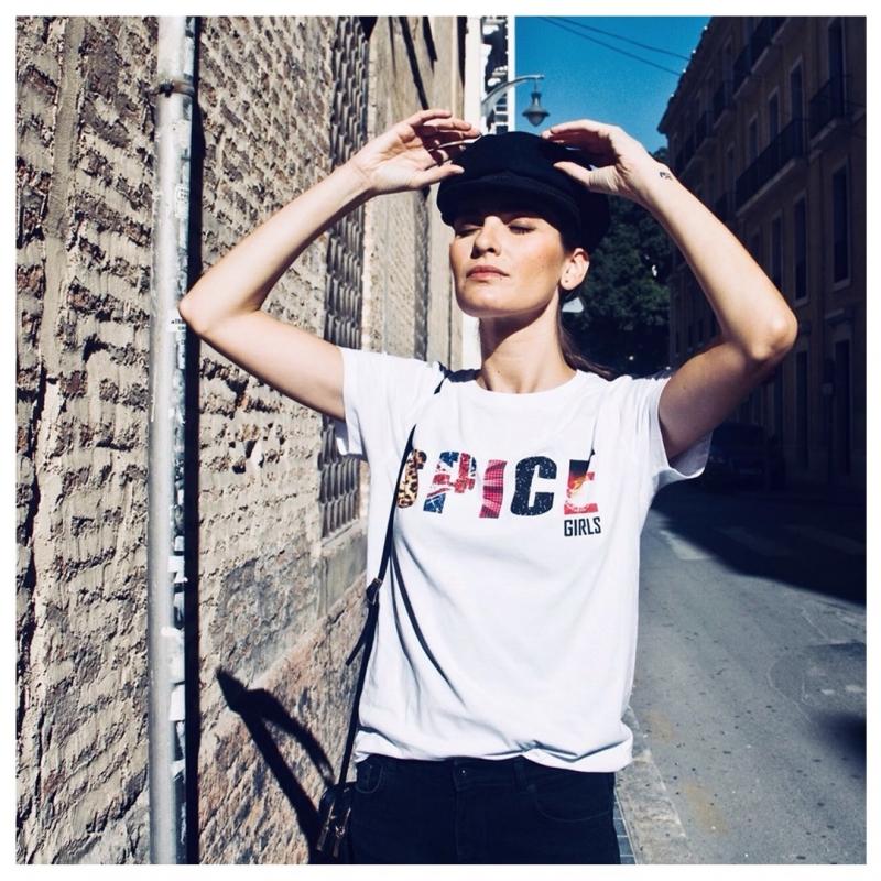 Camiseta SPICE mujer