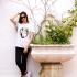 ICONETA | Camiseta CARIBBEAN FRIDA mujer