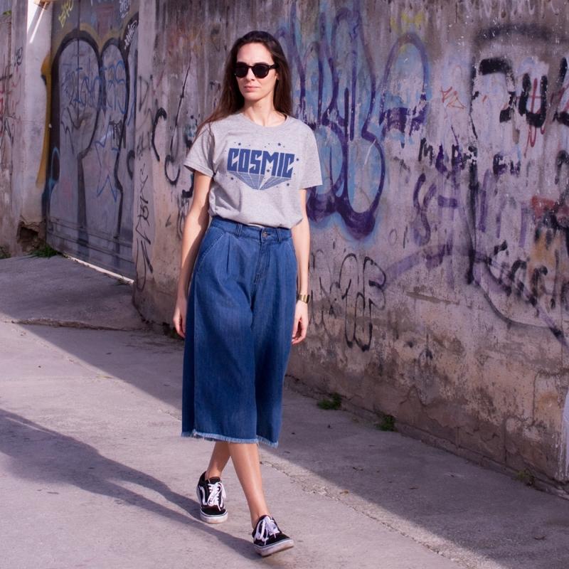 ICONETA   COSMIC mujer T-Shirt