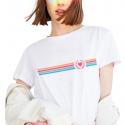 Camiseta LOVE PINK mujer