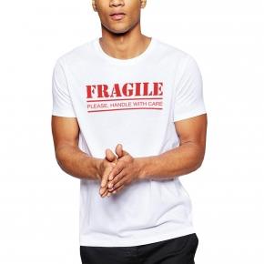 Camiseta FRAGILE hombre