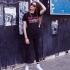 ICONETA | Camiseta GIRL GANG ROSES mujer