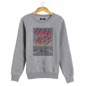 GOOD VIBES TRIP Sweatshirt man