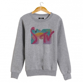 MTV 80`S Sweatshirt man
