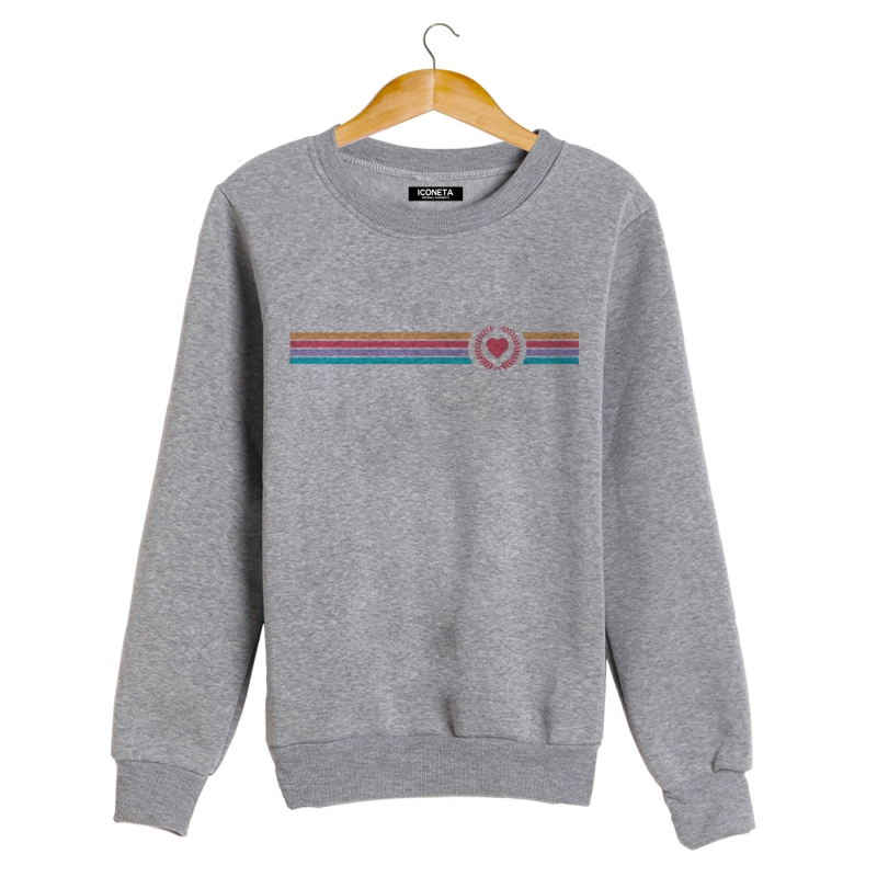 ICONETA | LOVE PINK Sweatshirt man