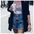 ICONETA | Camiseta GOOD VIBES TRIP mujer