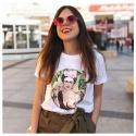 Camiseta CARIBBEAN FRIDA mujer
