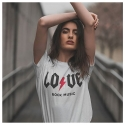 LOVE ROCK MUSIC unisex T-Shirt