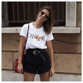 Camiseta DFELINE mujer