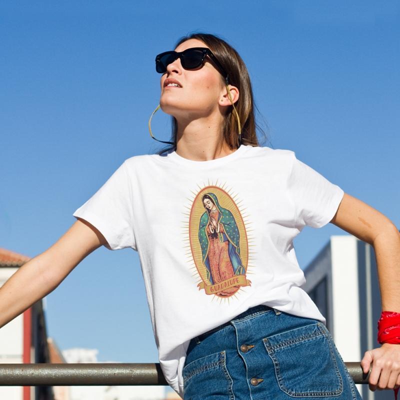ICONETA | Camiseta GUADALUPE mujer