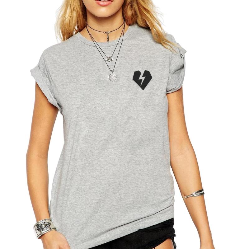 ICONETA | ROCKER HEART T-Shirt