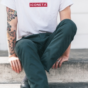 Camiseta ICONETA hombre