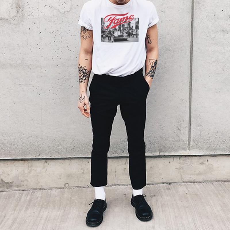 ICONETA | Camiseta FAME hombre