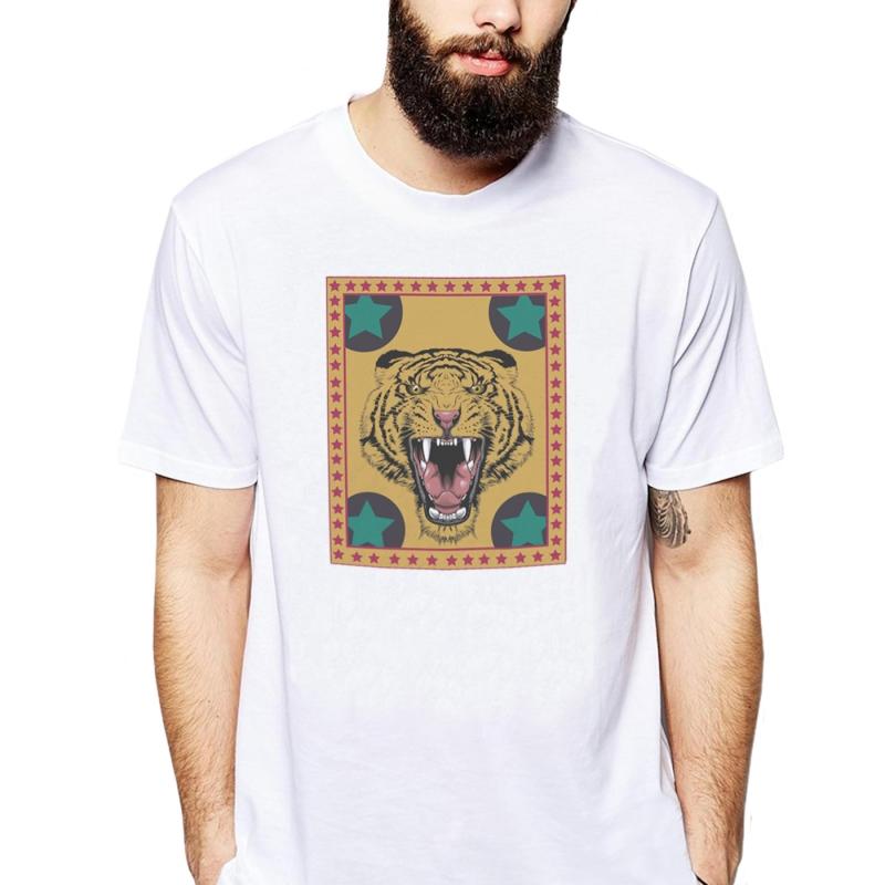 ICONETA | Camiseta TIGER STAR hombre