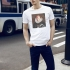 ICONETA | Camiseta SIR BOWIE hombre