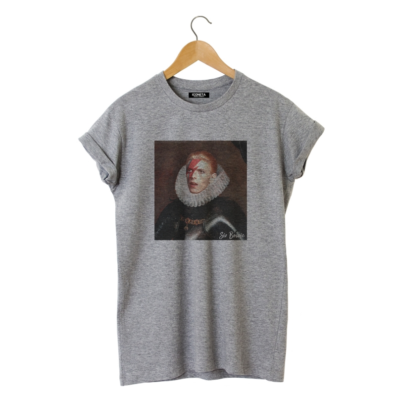 ICONETA | SIR BOWIE T-Shirt man