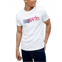 Camiseta SPACE OF BOWIE hombre