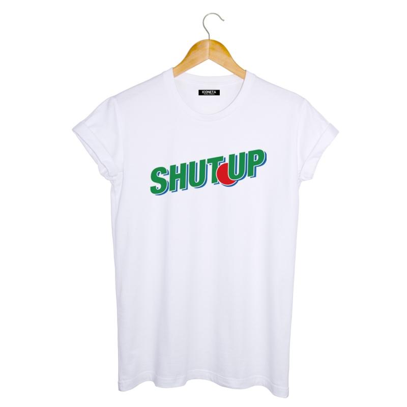 ICONETA | SHUT UP T-Shirt man