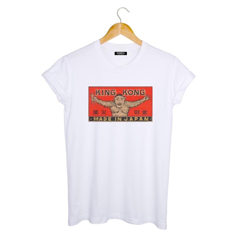 ICONETA | Camiseta KING KONG hombre