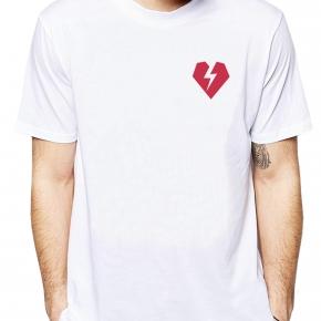 Camiseta ROCKER HEART hombre