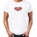 HEART OF ROSES T-Shirt man