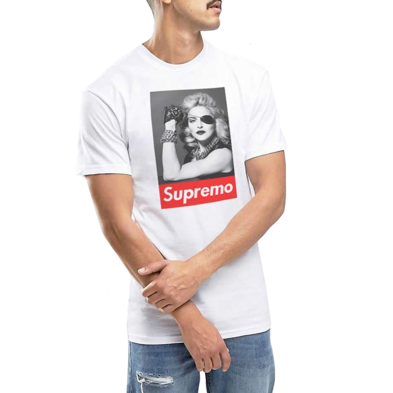 ICONETA | Camiseta MADONNA SUPREMO hombre