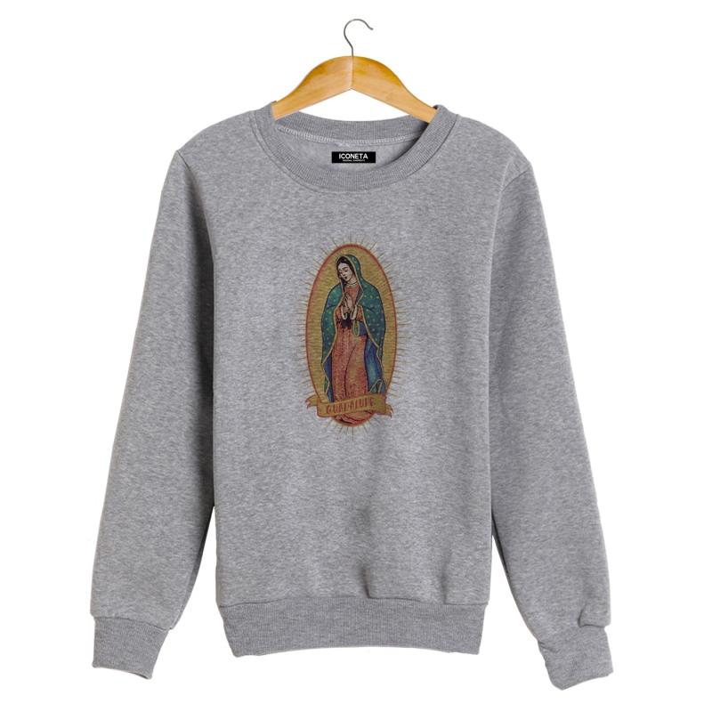 ICONETA | GUADALUPE Sweatshirt man