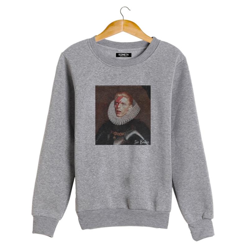 ICONETA | SIR BOWIE Sweatshirt man