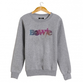 Sudadera SPACE OF BOWIE hombre