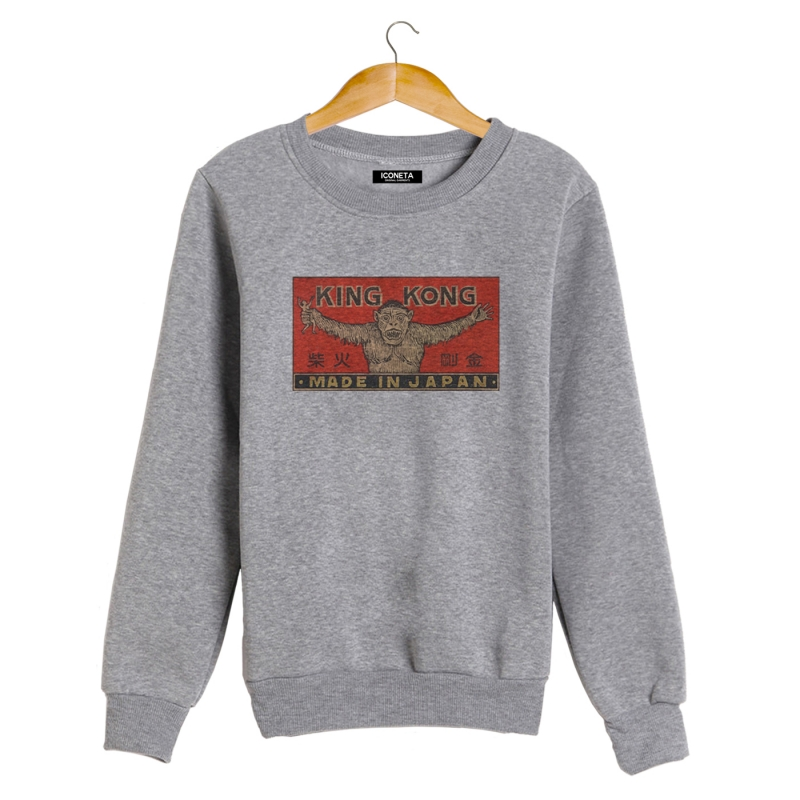 ICONETA | KING KONG Sweatshirt man