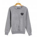ROCKER HEART Sweatshirt man