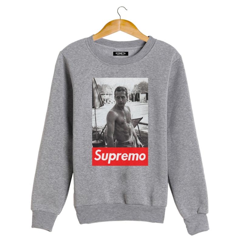 ICONETA | NEWMAN SUPREMO Sweatshirt man