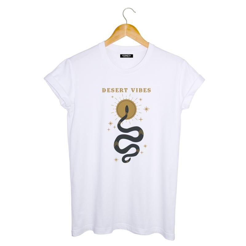 DESERT VIBES T-Shirt man