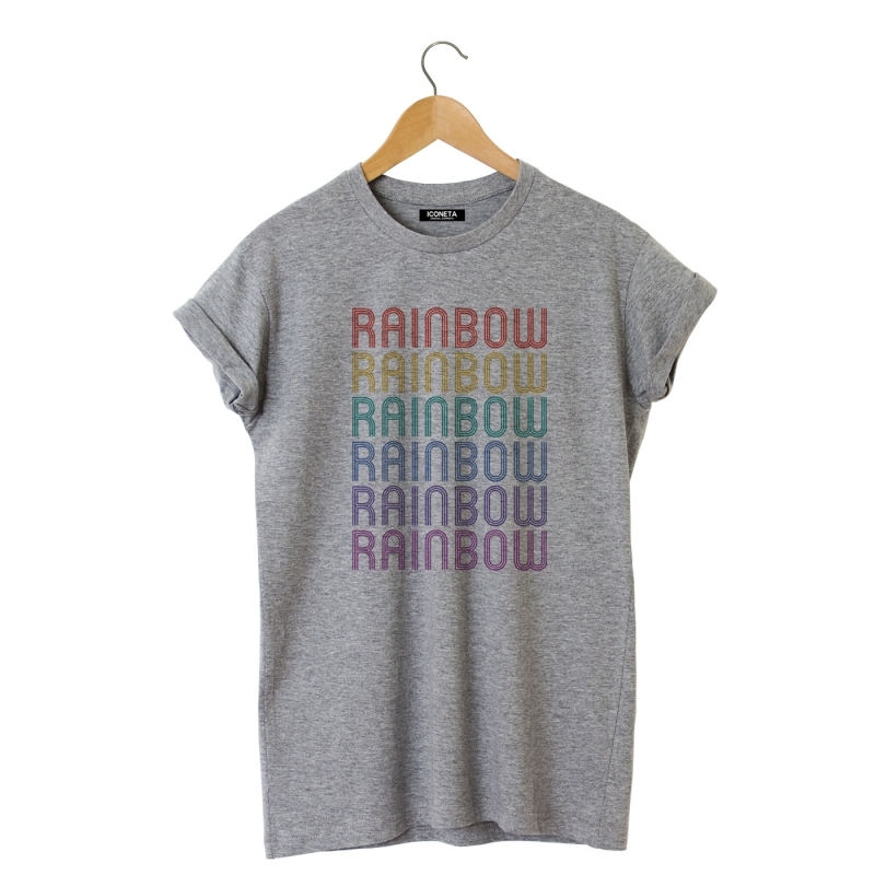 RAINBOW T-Shirt man