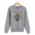 SAYONARA Sweatshirt man