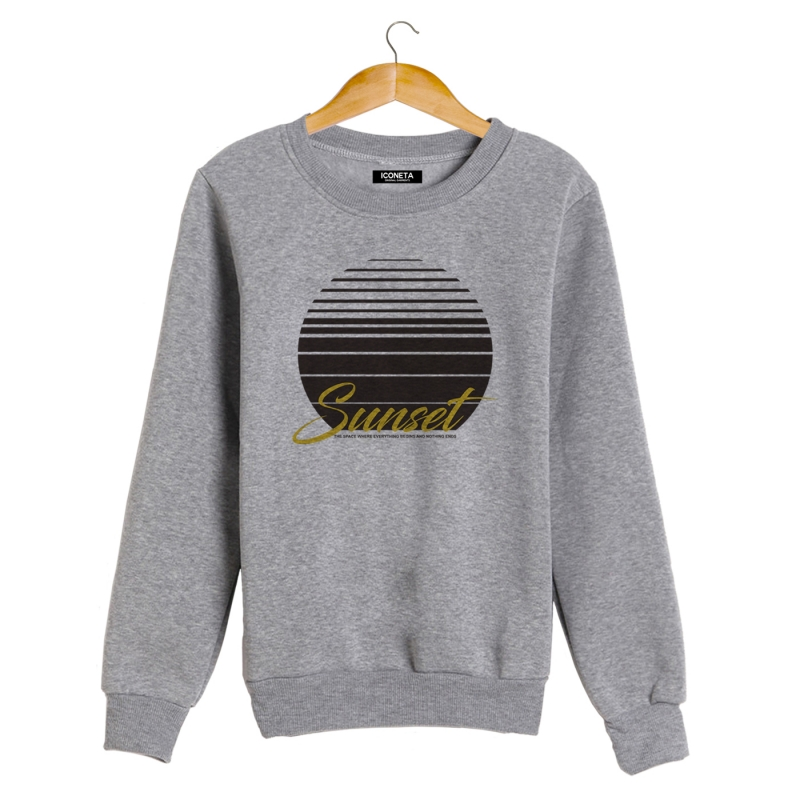 SUNSET Sweatshirt man