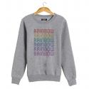 RAINBOW Sweatshirt man