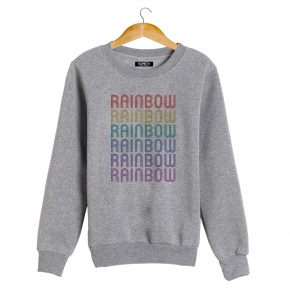 RAINBOW Sweatshirt man
