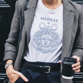 Camiseta MEDUSE mujer