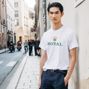 ROYAL T-Shirt man