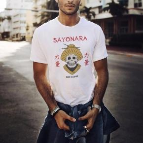 Camiseta SAYONARA hombre