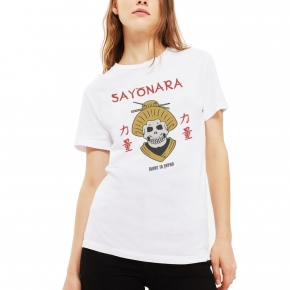 Camiseta SAYONARA mujer