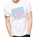 Camiseta WAVE hombre
