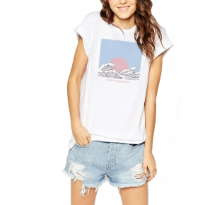 Camiseta WAVE mujer