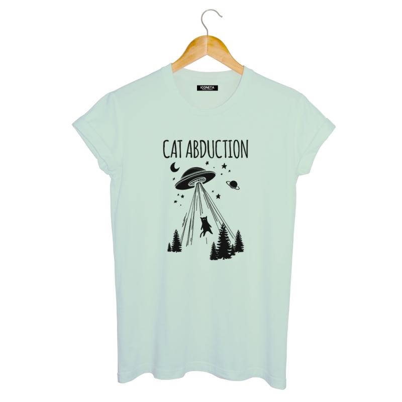 Camiseta CAT ABDUCTION hombre