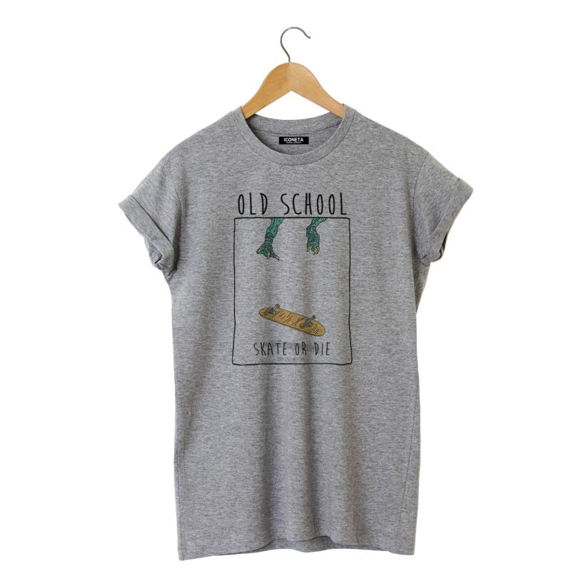 OLD SCHOOL T-Shirt man
