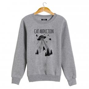 Sudadera CAT ABDUCTION hombre