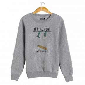OLD SCHOOL Sweatshirt man