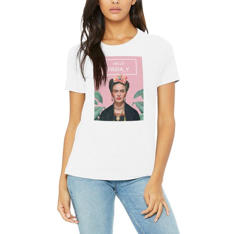 HELLO FRIDA-Y T-Shirt